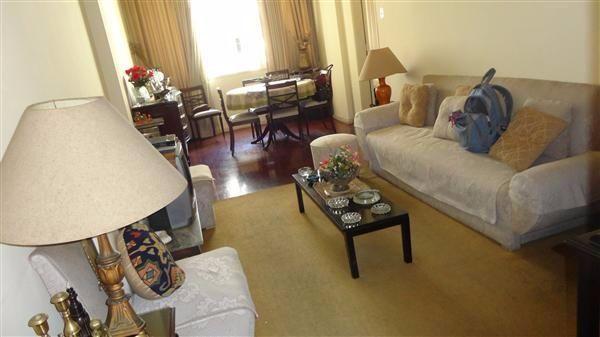 Apartamento com 2 quartos sem vaga Copacabana