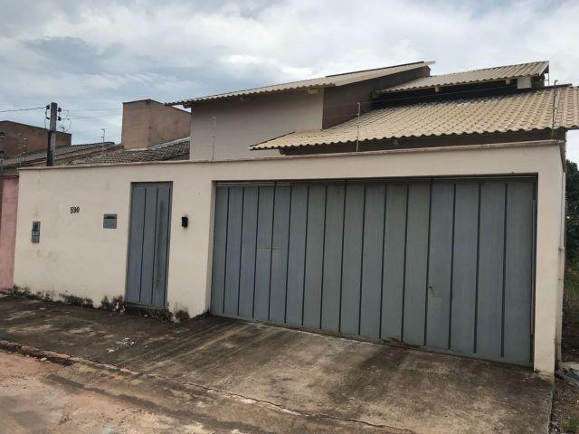 Casa em Guaraí-TO 3 quartos