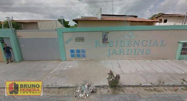 Apartamento residencial para locação, Parque Guadalajara, Caucaia.