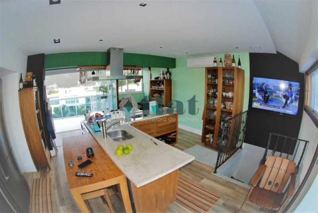 Apartamento à venda com 2 dormitórios em Barra da tijuca, Rio de janeiro cod:FLCO20001 - Foto 15