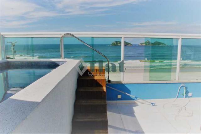 Apartamento à venda com 2 dormitórios em Barra da tijuca, Rio de janeiro cod:FLCO20001 - Foto 7