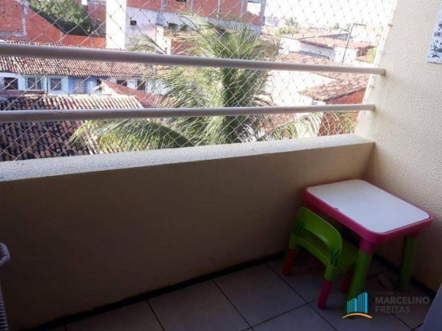 Apartamento 02 quartos sendo 01 suíte + wc. social, R$ 139mil. Mondubim, Fortaleza-Ce. - Foto 16