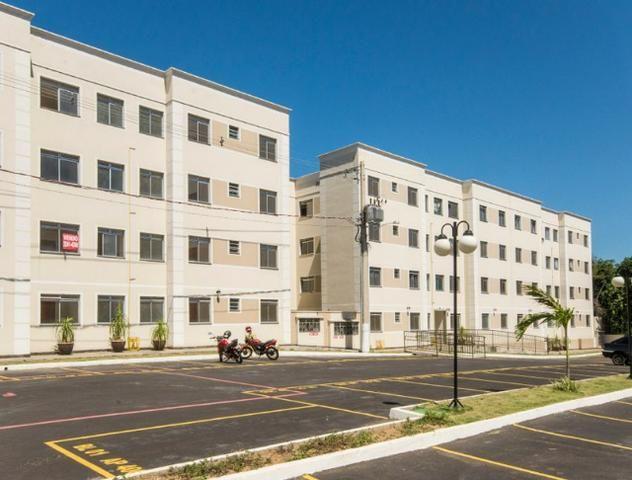 ARV - Apartamento 2 quartos, Programa Minha Casa Minha Vida, Pronta Entrega na Serra