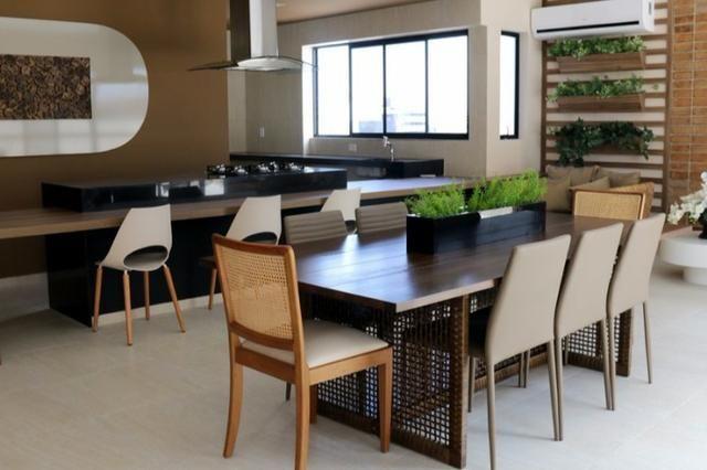Apt novo, nascente, Jatiúca,3 quartos,1 suíte, 2 vagas, 110 m², área de lazer, só 594 mil! - Foto 6