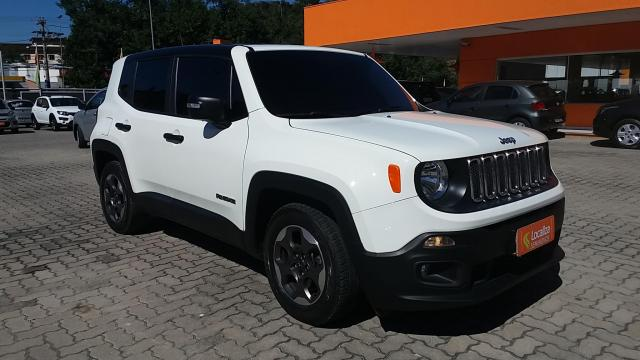JEEP RENEGADE 2018/2018 1.8 16V FLEX SPORT 4P MANUAL