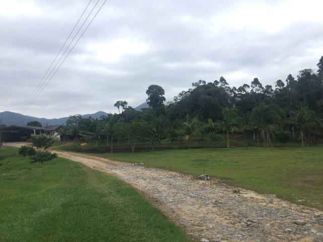 Fazenda Plana em Itapoá com Valor de Ocasião, Aceita parte em Permuta - Foto 3