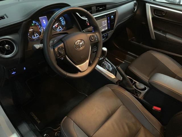 Corolla Xei 2.0 AT Mod.2019 Garantia de Fábrica km 15.600 Impecável Prestige Automóveis - Foto 9