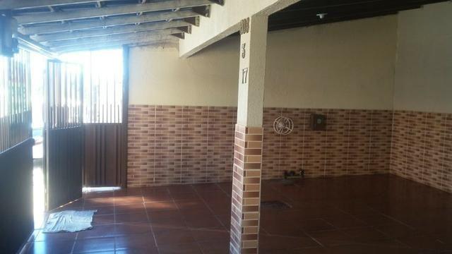Casa 03 Quartos QR606 Samambaia Norte