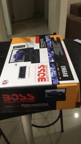 DVD automotivo Boss - Foto 2