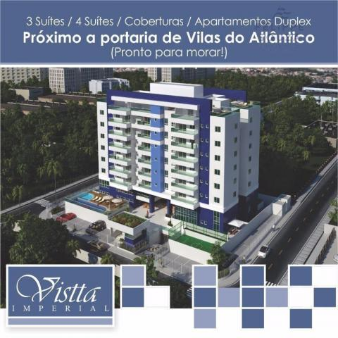 Apartamento com 4 suítes à venda, 110 m² por r$ 680.000 - lauro de freitas/ba - Foto 9
