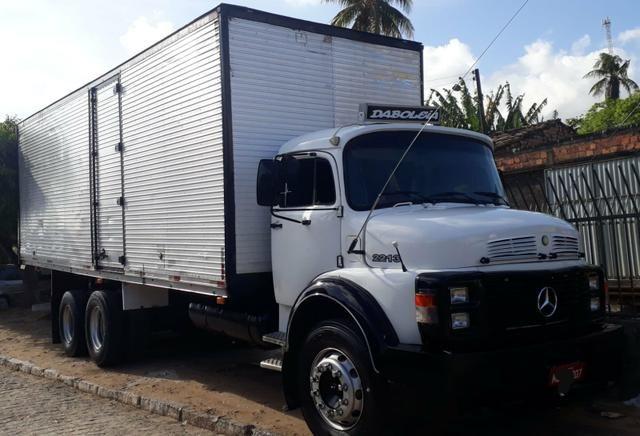 Caminhão Mercedes 2213( zap *)