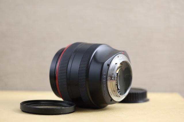 Lente canon 85mm 1.2 série 2 - Foto 3
