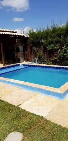 Belíssima casa em Águas Belas com piscina - Foto 14