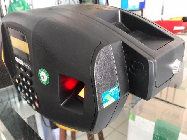 Relógio de Ponto Digital Henry com Biometria Novo - Foto 2