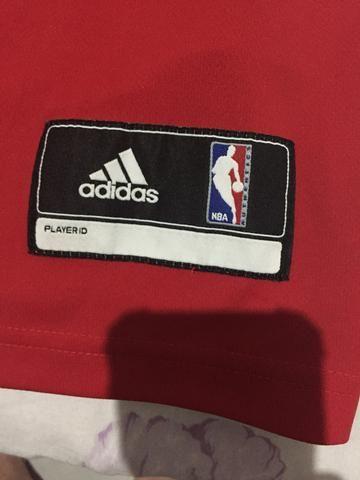 Camisa Chicago Bulls original NBA - Foto 3