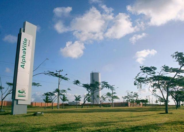 Lote 450m² - Condomínio Alphaville - Catuana