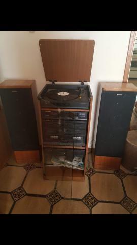 Aparelho de som Gradiente anos 80 - Foto 2