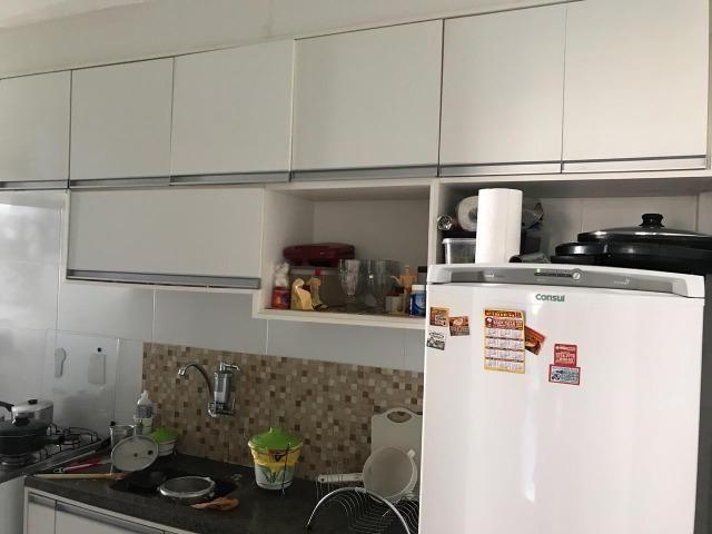 R$ 155.000 Apartamento com 3 dormitórios à venda, 62 m² - valparaíso - serra/es