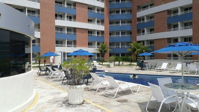 Apartamento em Ponta Negra - 35m² - Rota do Sol Roberto Freire - Foto 12