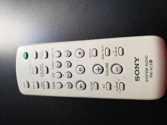 Controle remoto Sony original