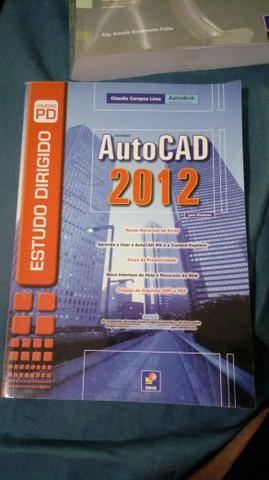 Livro Autocad 2012 Estudo Dirigido