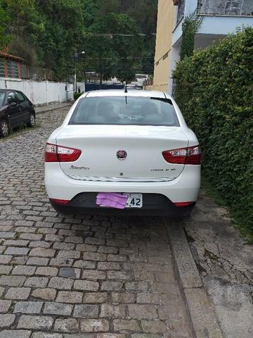 Grand Siena 1.6 essence. pouco rodado , unico dono - Foto 4
