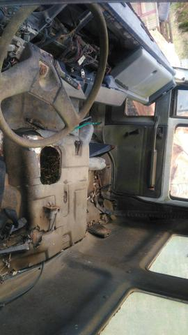 Cabine Ford cargo - Foto 3