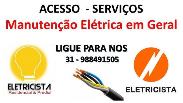 Eletricista - Residencial