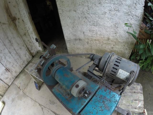 Maquina para enrolar/rebobinar induzidos (bobinadeira) - Foto 4