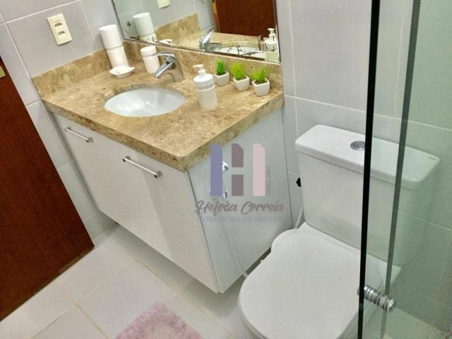 Casa duplex com 3 dormitórios à venda, 228 m² por r$ 590.000 - parque das nações - parnami - Foto 9