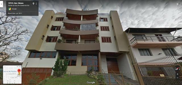 Apartamento Terraço 2 quartos suíte e 2 box Caxias do Sul Desocupado - Retomado