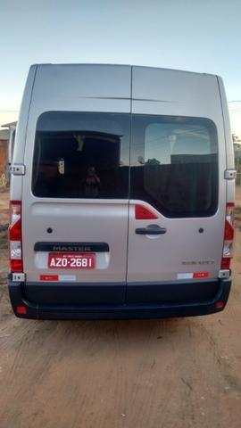 Van Renault Master Mini Bus - Foto 2