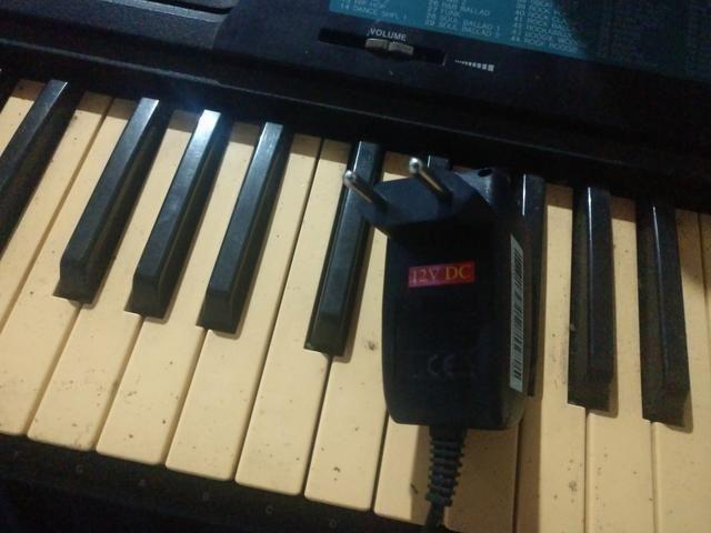 Teclado Yamaha Prs185 5 oitavos - Foto 2
