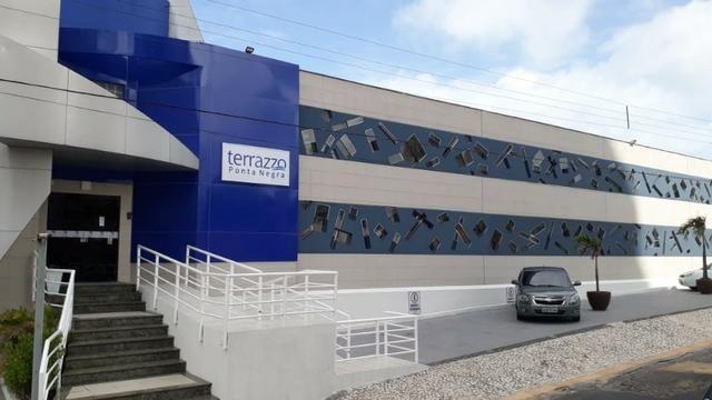 Apartamento em Ponta Negra - 35m² - Rota do Sol Roberto Freire - Foto 19