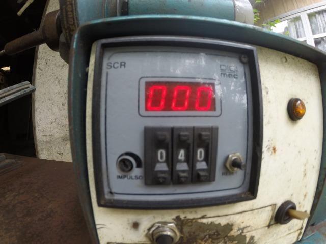 Maquina para enrolar/rebobinar induzidos (bobinadeira) - Foto 2