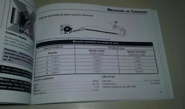 Manual Toyota Bandeirante 14b - Foto 2