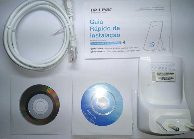 Repetidor Wi-fi   TP-Link TL-WA850RE - Foto 2