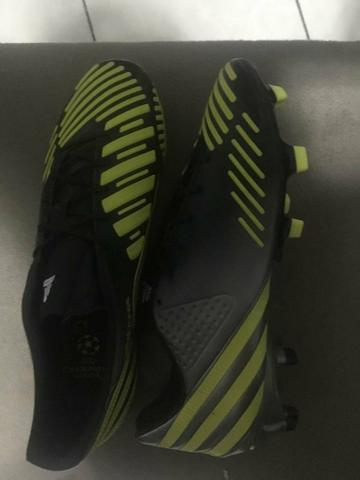 bc1d06db5917a Chuteira Campo Adidas Predator LZ Champions League Edition ...