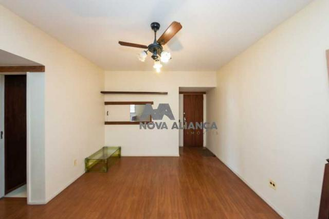 Apartamento à venda com 1 dormitórios em Tijuca, Rio de janeiro cod:NTAP10170 - Foto 4
