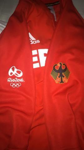 219de9db001 Casaco Adidas delegação da Alemanha Olimpiadas Rio 2016 - Esportes e ...