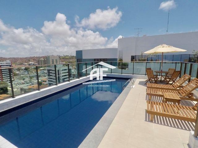 Apartamento novo com 3 quartos sendo 2 suítes na Mangabeiras - Edifício Hit - Foto 13