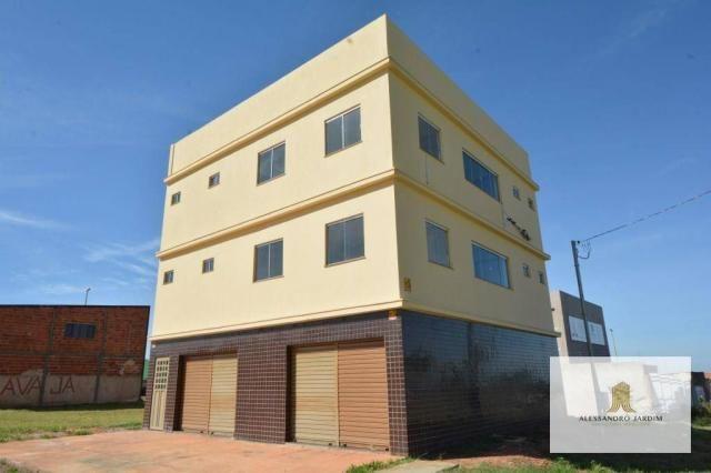 Prédio novo em Samambaia! Com 2 Lojas + 6 aptos! OPORTUNIDADE