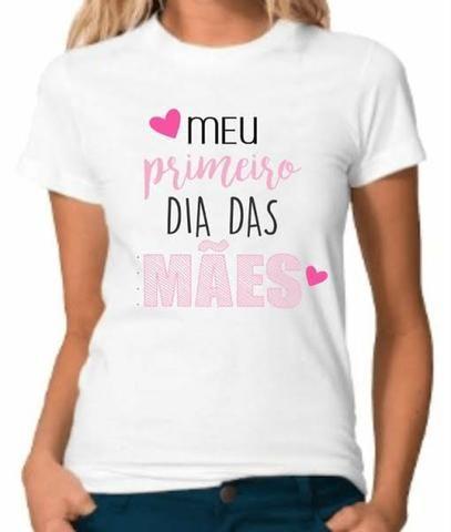 030d12686 Camisas personalizadas para o dia das mães. - Roupas e calçados ...