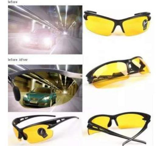 3d7cdefdd189b Óculos de direção noturna  DELIVERY - Bijouterias