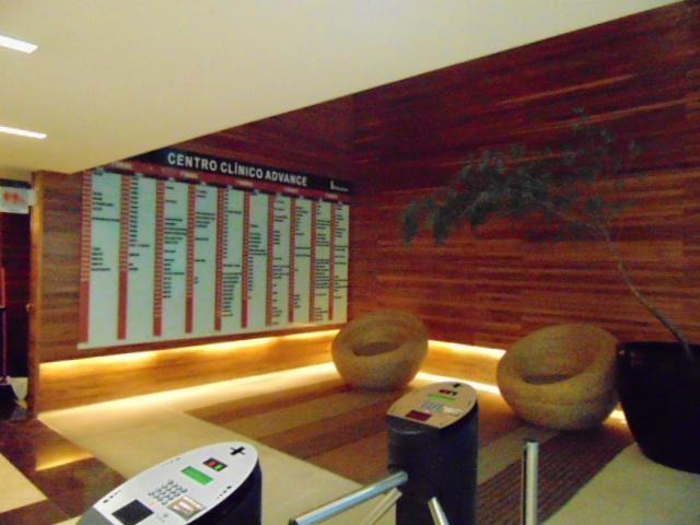 Sala para consultório com 1 vaga