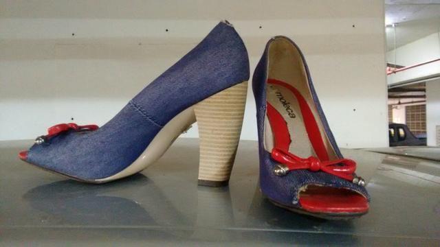 60f7b9bb50 Sapatos tam 37 - Roupas e calçados - Centro