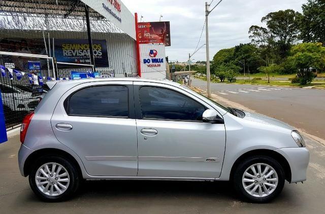 Toyota etios hatch etios xls 1.5 (flex) flex manual - Foto 11