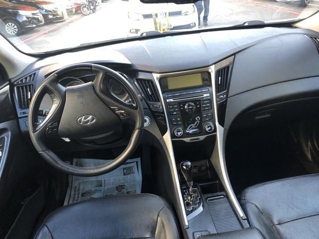 Sonata 2.4 GLS 2011 top de linha - Foto 5