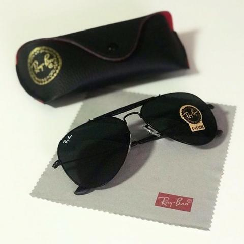 4461b8840 Promo Óculos Ray-Ban Aviador - Bijouterias, relógios e acessórios ...