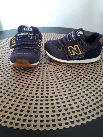 8ce65681a3f Tênis infantil New Balance original - Roupas e calçados - Casa ...